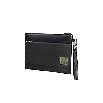 SAMSONITE Hip-Square - Tablet Clutch M 7.9 Bag Messenger 26 cm 2 Liter Schwarz (Schwarz)