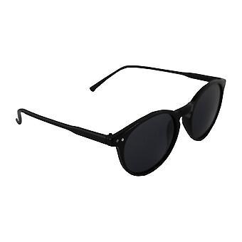 Zonnebril Heren en Zonnebrillen Dames Polaroid Rond - Zwart met gratis brillenkokerS320_4