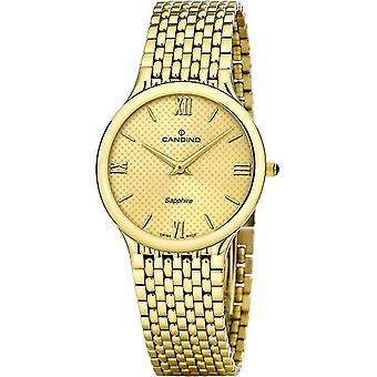 Candino - Reloj de pulsera - Hombres - C4363/3 - Relojes de pareja