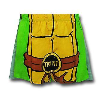 TMNT Shell Traje Hombres's Boxer