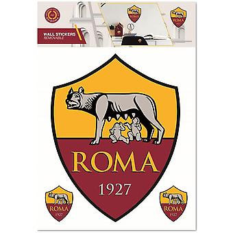 AS Roma Wall Stickers