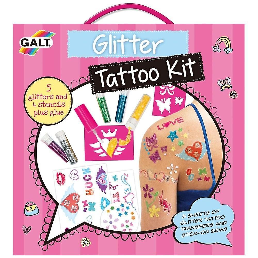 Galt Glitter Tattoo Kit