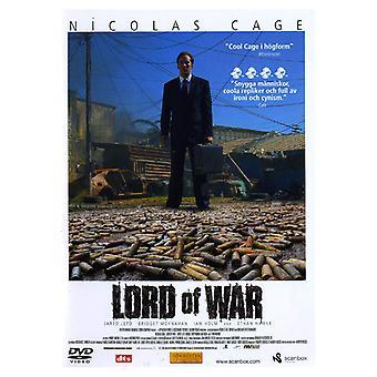 Lord of War-DVD-Action-Nicolas Cage Nicolas Cage, Ethan Hawke, Jared Leto