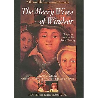 Merry Wives of Windsor [DVD] USA import