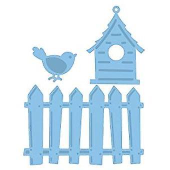تصميم ماريان السور يسجل يموت، الأزرق