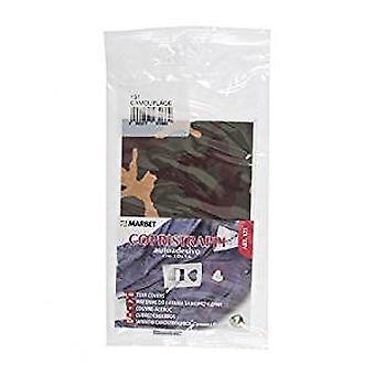 Marbet MB123.131 | Tissu de réparation | Fer-sur | 16 x 10cm | Camouflage