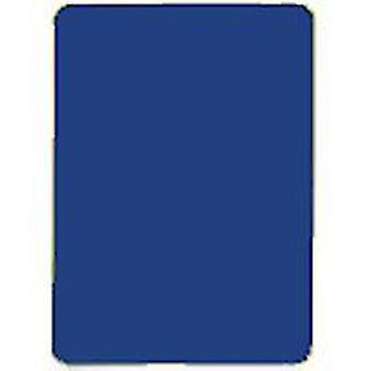 Cut card-bro-blå