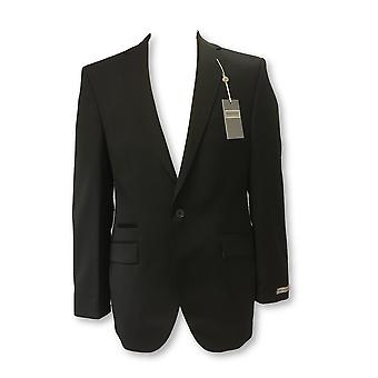 Without Prejudice 2 piece suit in black