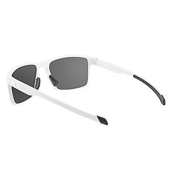 occhiali da sole adidas Wayfinder SPX Frame Sport - White Matt - Violet