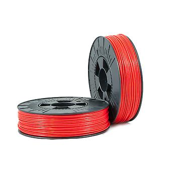 ABS 2,85mm rosso ca. RAL 3020 0,75kg - 3D Filament Supplies