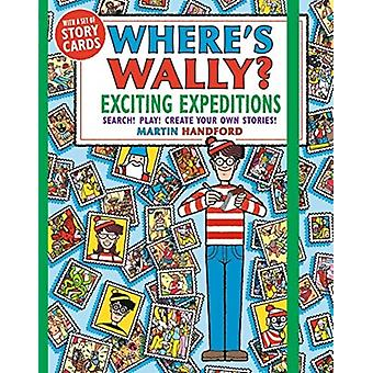 Wheres Wally Exciting Expeditions by Handford & Martin