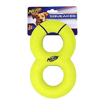 Nerf Dog Max Court Squeak Infinity Tug