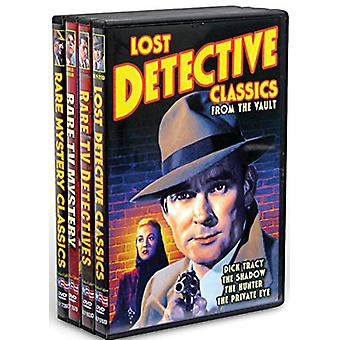 Early TV Detectives Collection [DVD] USA import