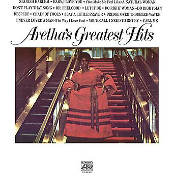 Aretha Franklin - Arethas Greatest Hits [Vinyl] USA import