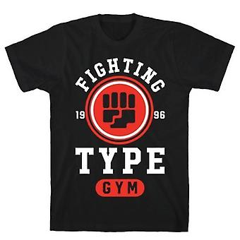 Fighting type gym 1996 t-shirtvz28979