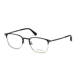 Tom Ford TF5453 002 Matte Black Glasses