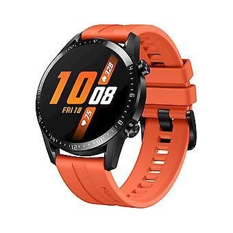 Huawei - Smartwatch - Huawei GT 2 (Latona B19P) Sport Sunset Orange - 55024321