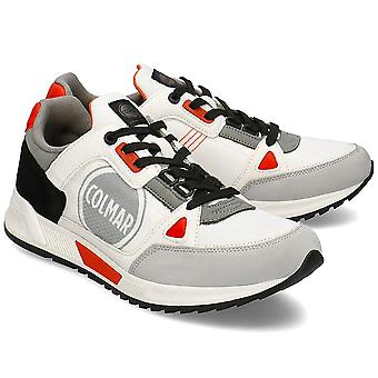 Colmar Supreme Pro Deep SUPREMEPRODEEP085WHITEORANGE universal todo ano sapatos masculinos