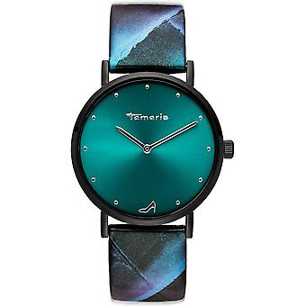 Tamaris - Wristwatch - Bruna - DAU 36mm - black - TW075 - black green