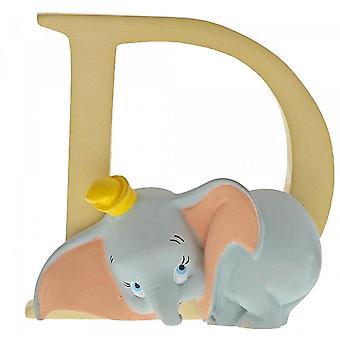 Disney Enchanting Collection Letter D - Dumbo Elephant