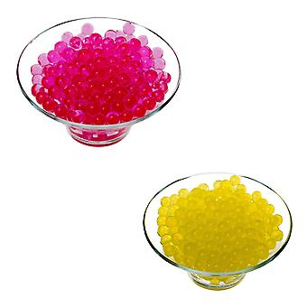 5g Water Balls for Vases Hot Pink Mix