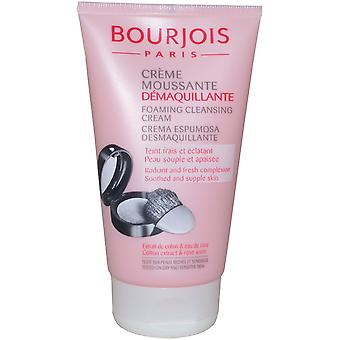 Bourjois Foaming Cleanser 150ml Cream Cotton