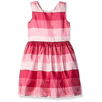 Gymboree Baby Girls Robe Ombre Sleveless, Rose, 5T