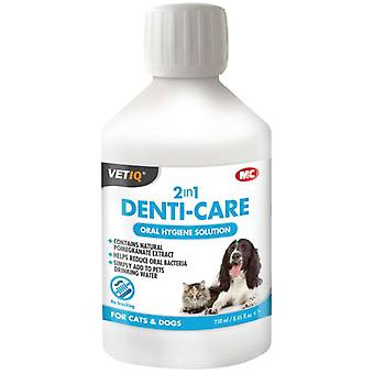 Mark & Chappell 2in1 Denti-Care Teeth Cleaning liquid 250Ml