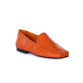 Frau Venetian orange shoes