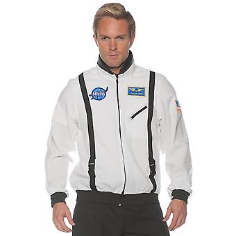 Space Jacket White Adult