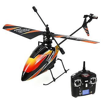 Wltoys Wl V911 4 Channel 2.4ghz Mini Radio Single Propeller Rc Helicopter Gyro V911 - Various Colours