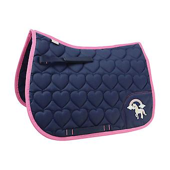 Little Rider Childrens/Kids Little Unicorn Saddle Pad