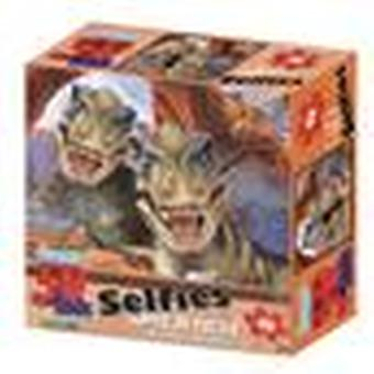 T-Rex Selfies Super 3D Puzzles 48 Pièces