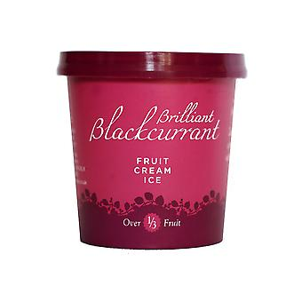 Alder Tree Blackcurrant Fruit Ice Cream