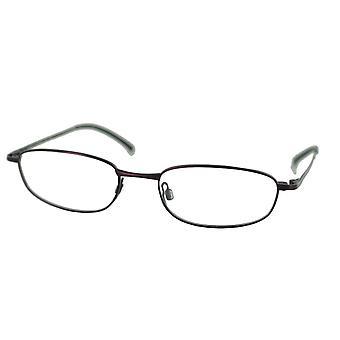 Fossile briller Briller Eyeglass Frame Oxford rød OF1059600