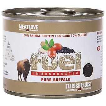 Meatlove Lata Fuel Búfalo Puro (Dogs , Dog Food , Wet Food)