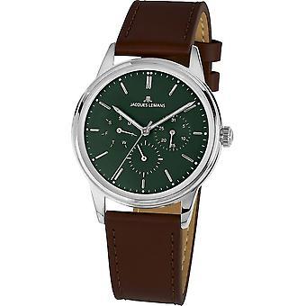 Jacques Lemans - Wristwatch - Men - Retro Classic - - 1-2061C