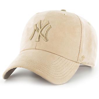 47 fire relaxed fit Cap - ULTRA BASIC New York Yankees khaki