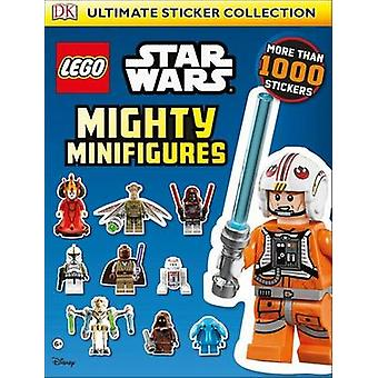 LEGO R Star Wars TM Mighty Minifigures Ultimate Sticker