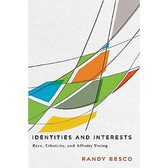 Identiteiten en interesses - Ras - Etniciteit - en Affiniteit Stemmen door R