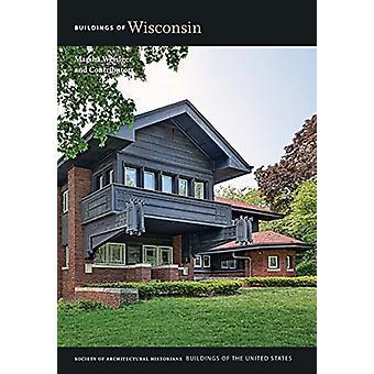 Bulidings of Wisconsin por Marsha Weisiger - 9780813938721 Livro