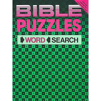 Word Search - Bible Puzzles by Monte Corley - Rainbow Publishers - 978