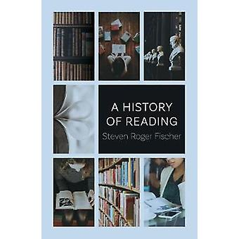A History of Reading by A History of Reading - 9781789140682 Book