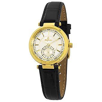 Burgmeister Quartz women's watch with black and white analog ueon bracelet BM336___272