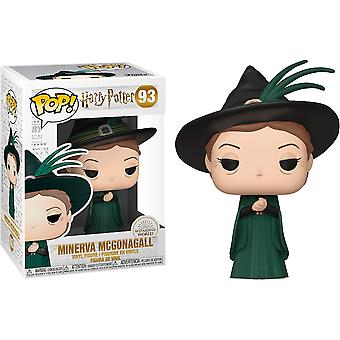 Harry Potter Minerva McGonagall (Yule) Pop! Vinyl