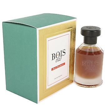 Real Patchouly Eau De Toilette Spray By Bois 1920 3.4 oz Eau De Toilette Spray