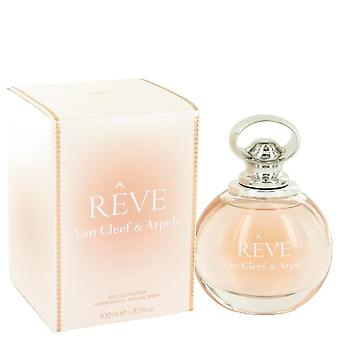 Reve Eau De Parfum Spray By Van Cleef & Arpels 3.4 oz Eau De Parfum Spray
