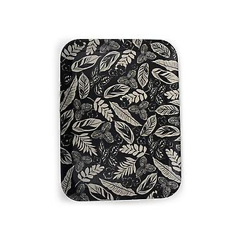 Tray Bamboo black/white