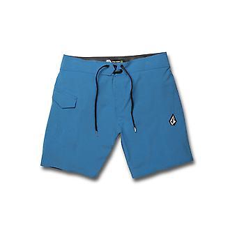 Volcom Men's Boardshorts ~ Lido Solid Mod 18