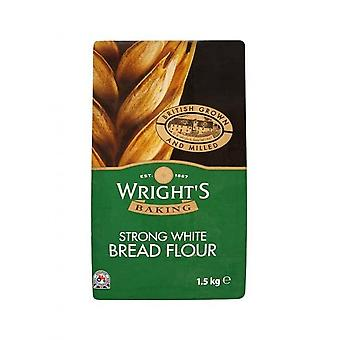 Wrights Baking Wrights Bread Flour - 1.5kg - Single